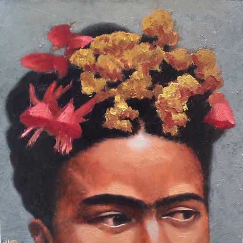 """Portrait of Frida"""