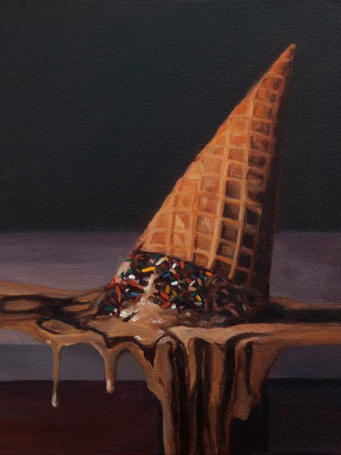 Anjani Ramly - Blue Ice Cream