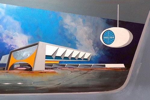 Michael Murphy - Pan Am Terminal