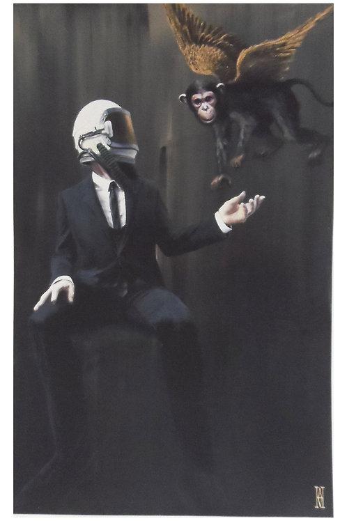 Alec Huxley print