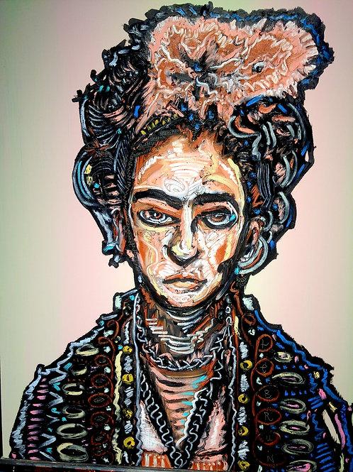 La pintora de Coyoacán