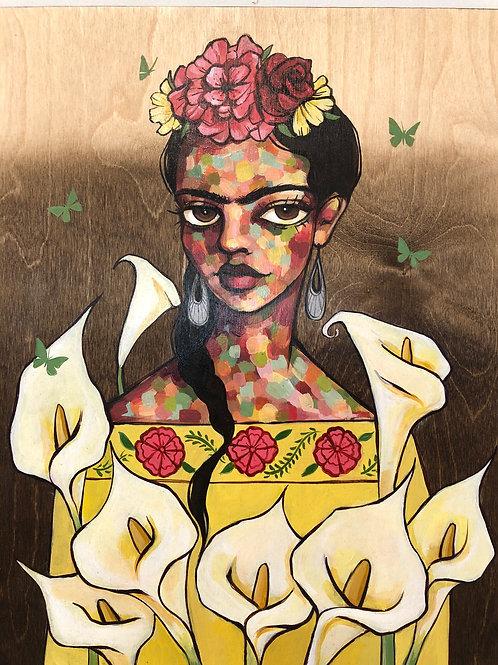Dreaming of Frida
