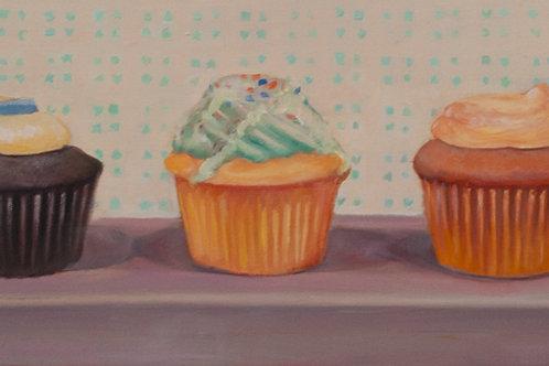 Anjani Ramly - Delicious Cupcakes