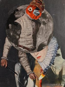 17th Century Collage