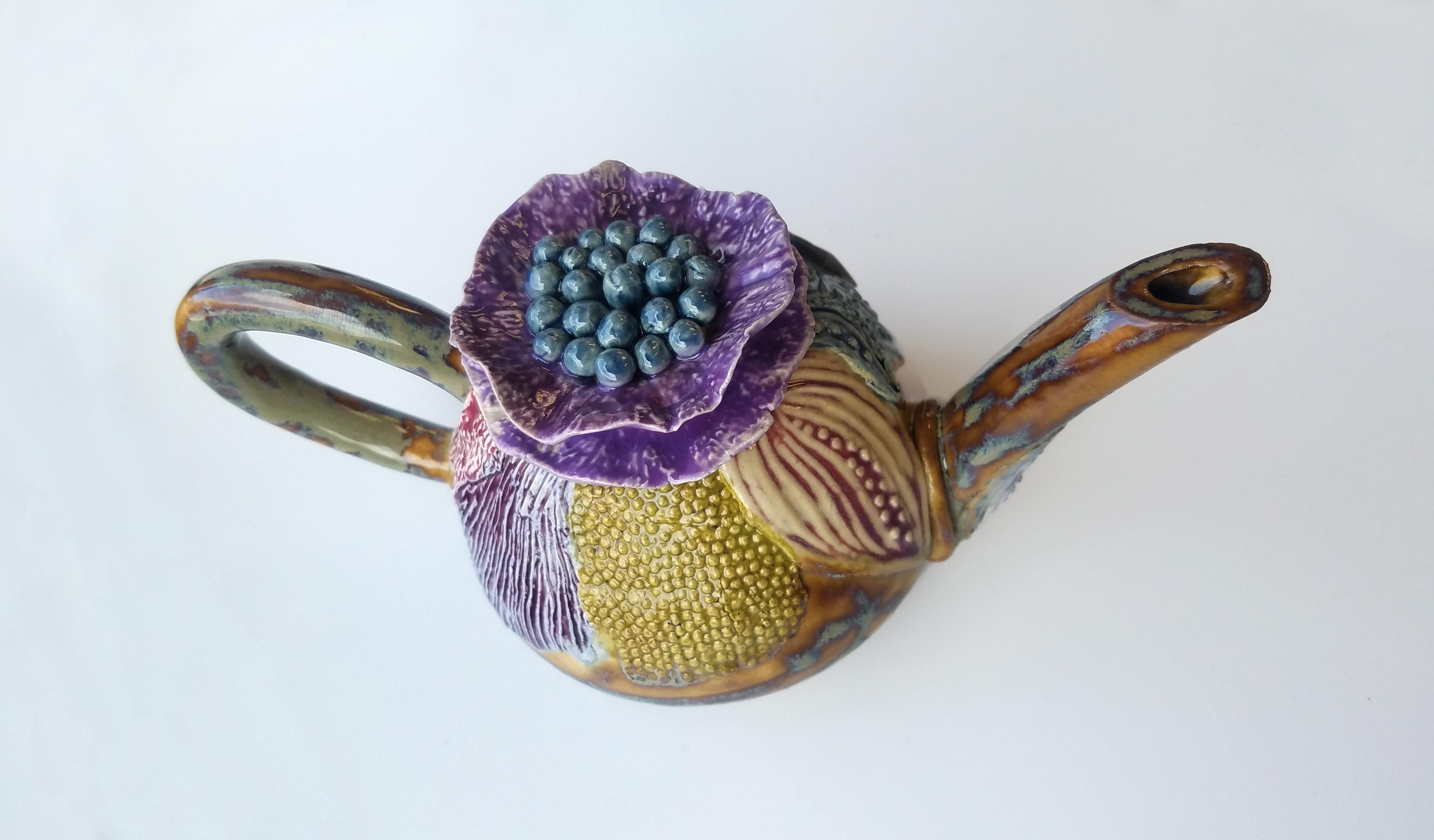 Vicki Acoba Teapot