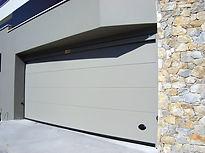 panel garage