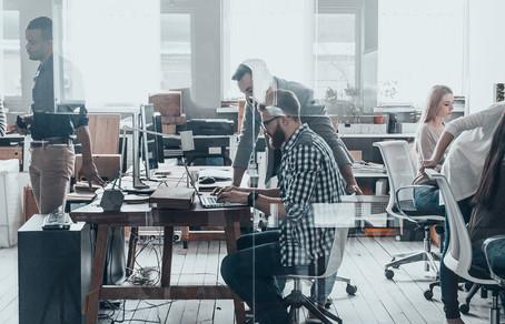 El boom de las oficinas compartidas