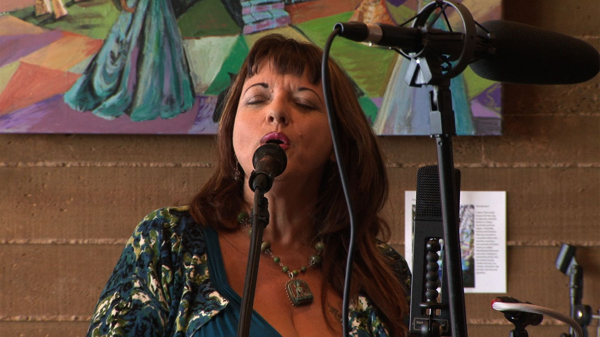 Candye Kane at Encinitas benefit