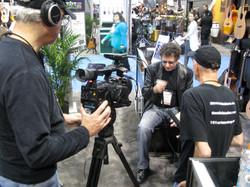 Lee Oskar interview at NAMM Show