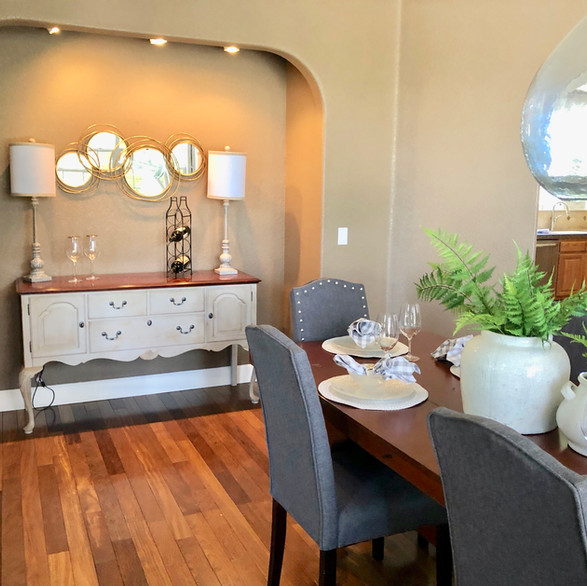 Beautiful Sparks Dining Room