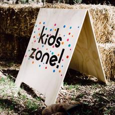 Kid Zone A Board