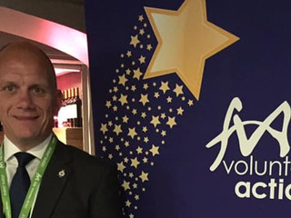 Neil Daly nominated at Fife Voluntary Action Awards