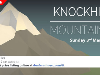 Knockhill Mountain Time Trial -  Entries Open