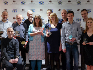 Club members come together to celebrate awards evening