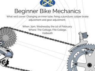 DCC Beginners Bike Mechanic Evening