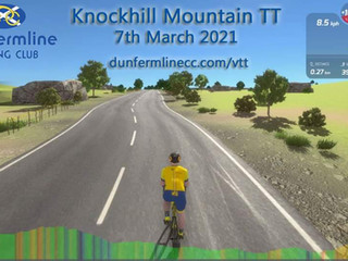 Virtual Mountain Time Trial reaches the summit!