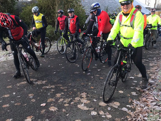 Dunfermline CC host first Audax event