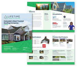 Lifetime Roof and Solar Booklet