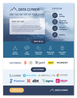 Data Clymer Company Overview