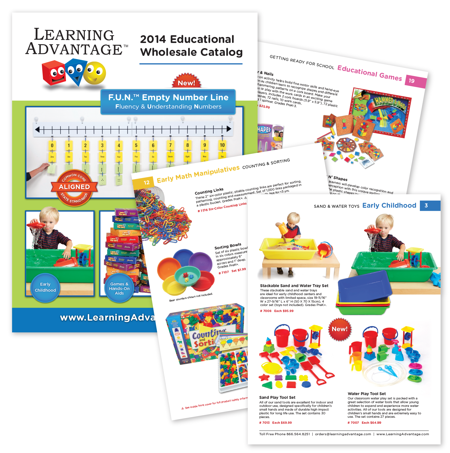 Toy Product Catalog