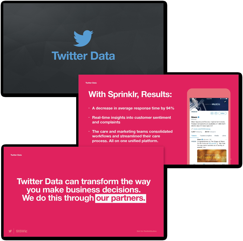 Twitter Presentation Deck