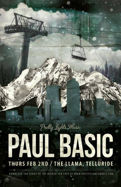 Paul Basic Poster Design