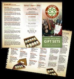 Spice Brochure