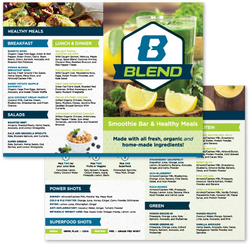 Smoothie Brochure