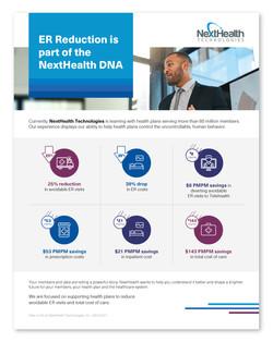 NextHealth Technologies Infographic