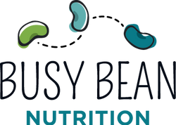 Busy Bean Logo Design