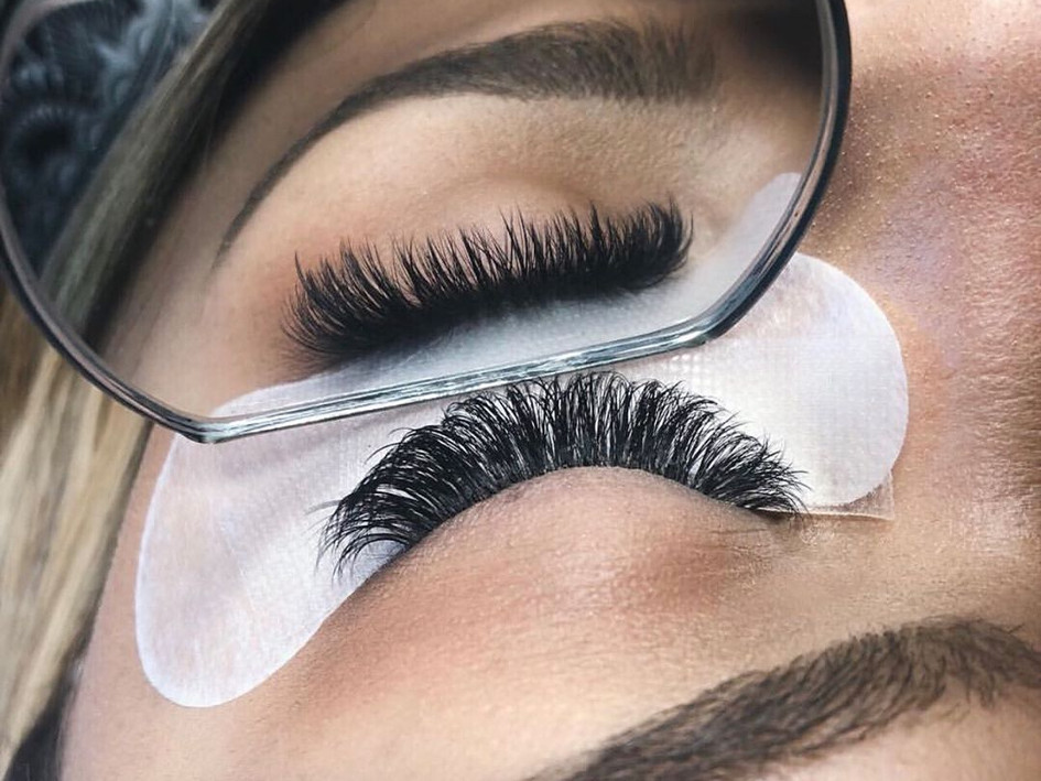 Volume Lashes by Brandi