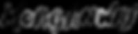 Morganway Logo Black On Transparent (for