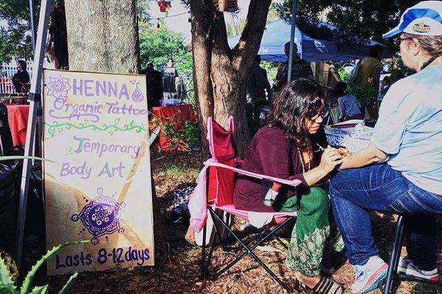 Get your henna on!! _thetiniestwarrior
