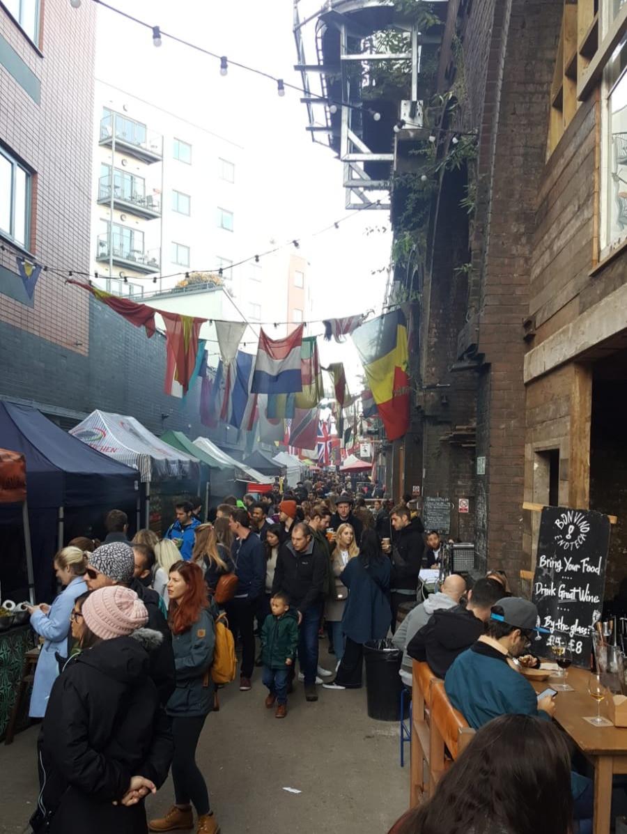 Maltby Market Londres