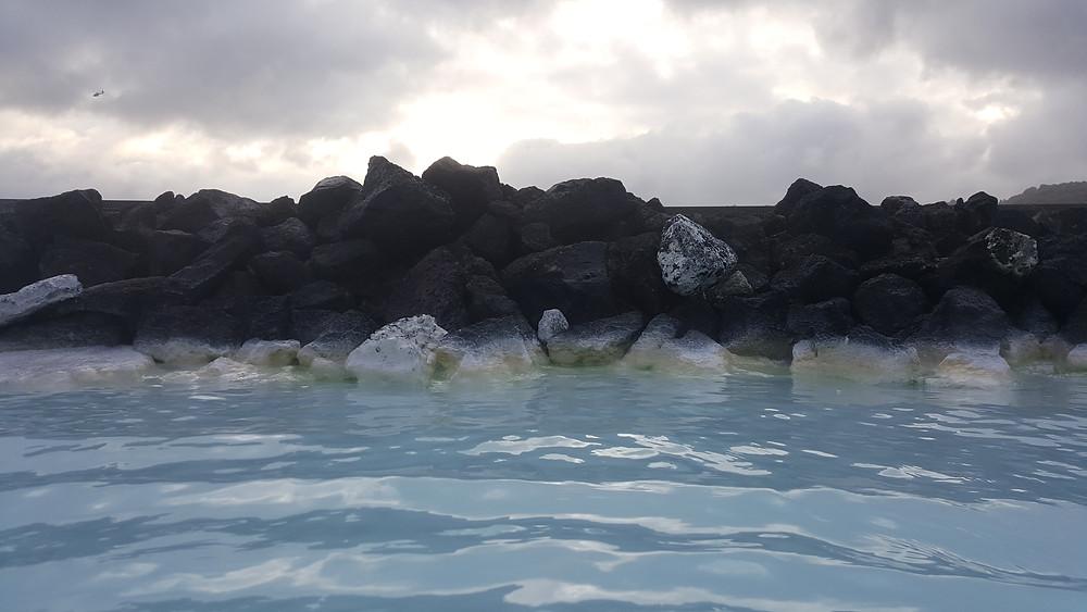 Blue Lagoon, Reykjavik, Islândia