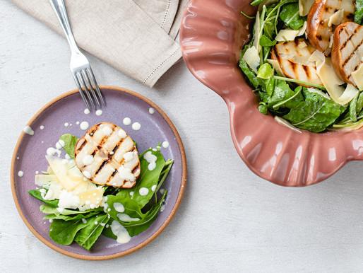 Salada de pera