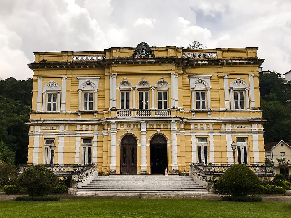Palácio Rio Negro, Petrópolis