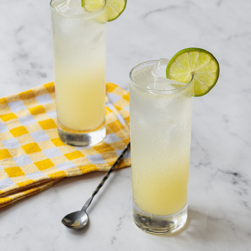 Receita do drink Limoncello Spritz