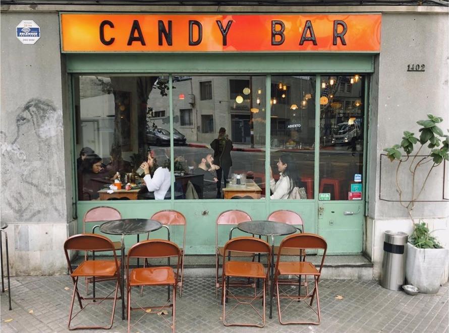 Candy Bar Roteiro Montevidéu