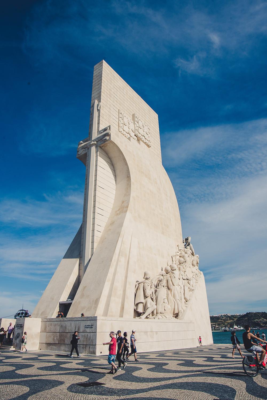 Monumento Padrão dos Descobrimentos, Lisboa
