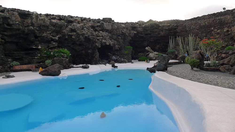Jameos del Agua, Lanzarote, ilhas Canárias