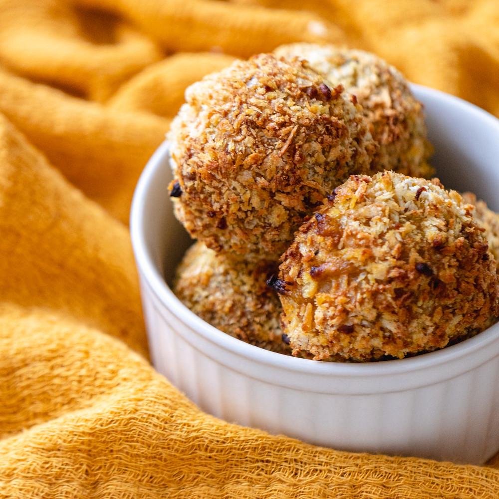Receita de arancino (bolinho de risoto)