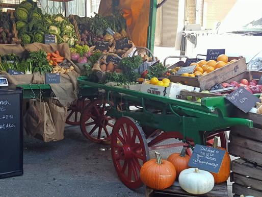 Maltby Street Market - Londres