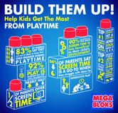 Mega Blocs Build Them Up