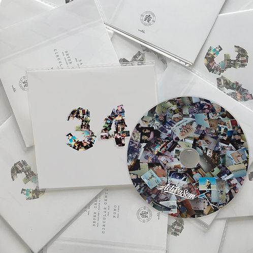 """CD """"34"""" EP - ACTIVASOM"""