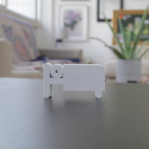 POQUIZ 3D print  8cm x 4,5cm