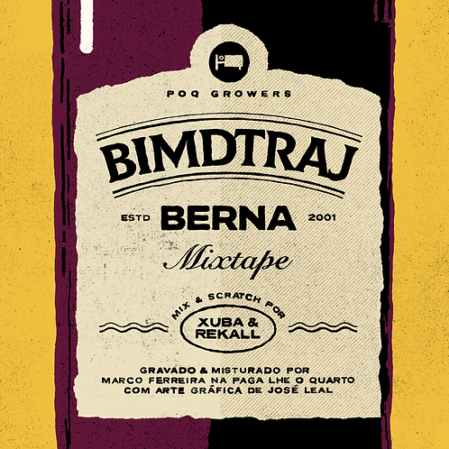 Berna - Bimdtraj MixTape mix by Dj Xuba & Dj Rekall