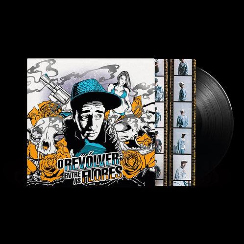 Vinil Circus X Keso - Revolver entre as flores (10 anos edit)