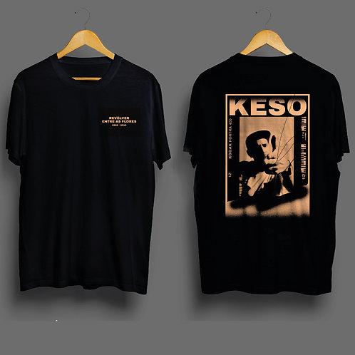 T-shirt Circus X Keso -10 anos de Revolver