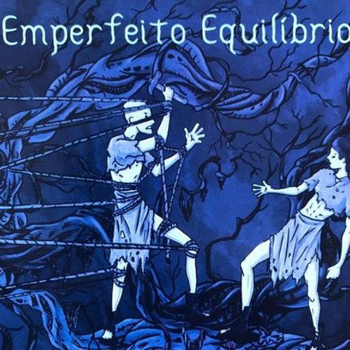 """EnigmaCru """"Emperfeito Equilíbrio"""" CD"""